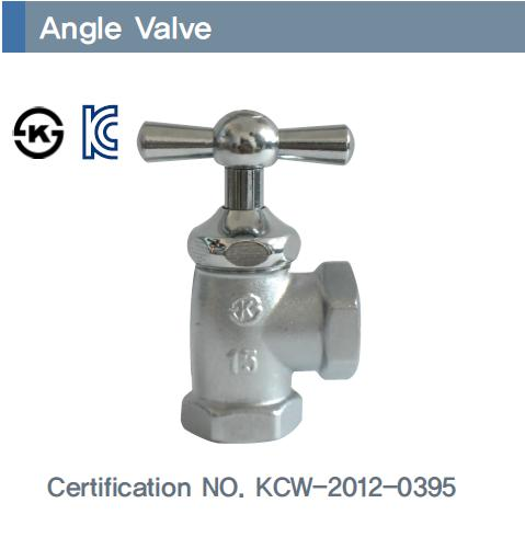 VAN GÓC (ANGEL VALVE) KOREA